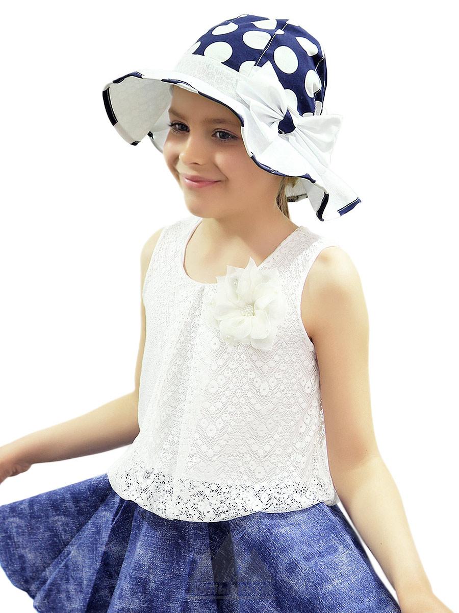 Детская шляпка Амеля
