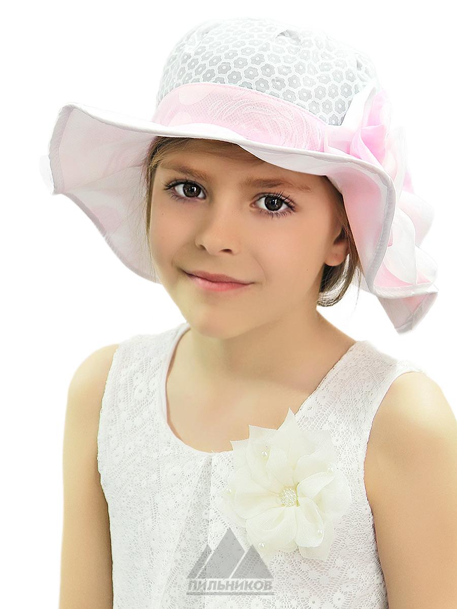 Детская шляпка Амина