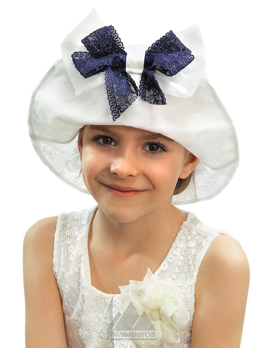 Детская шляпка Аура
