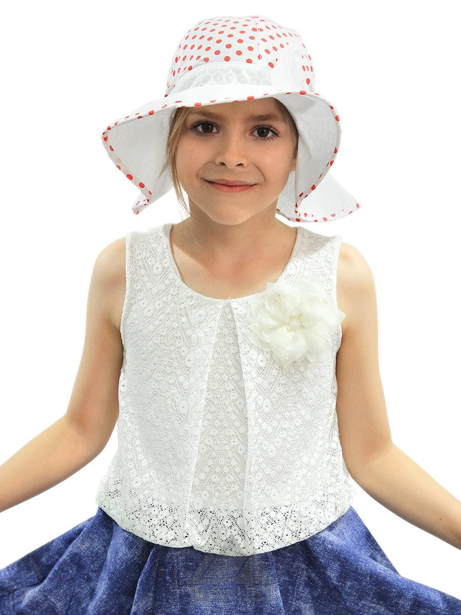 Детская шляпка Тоня
