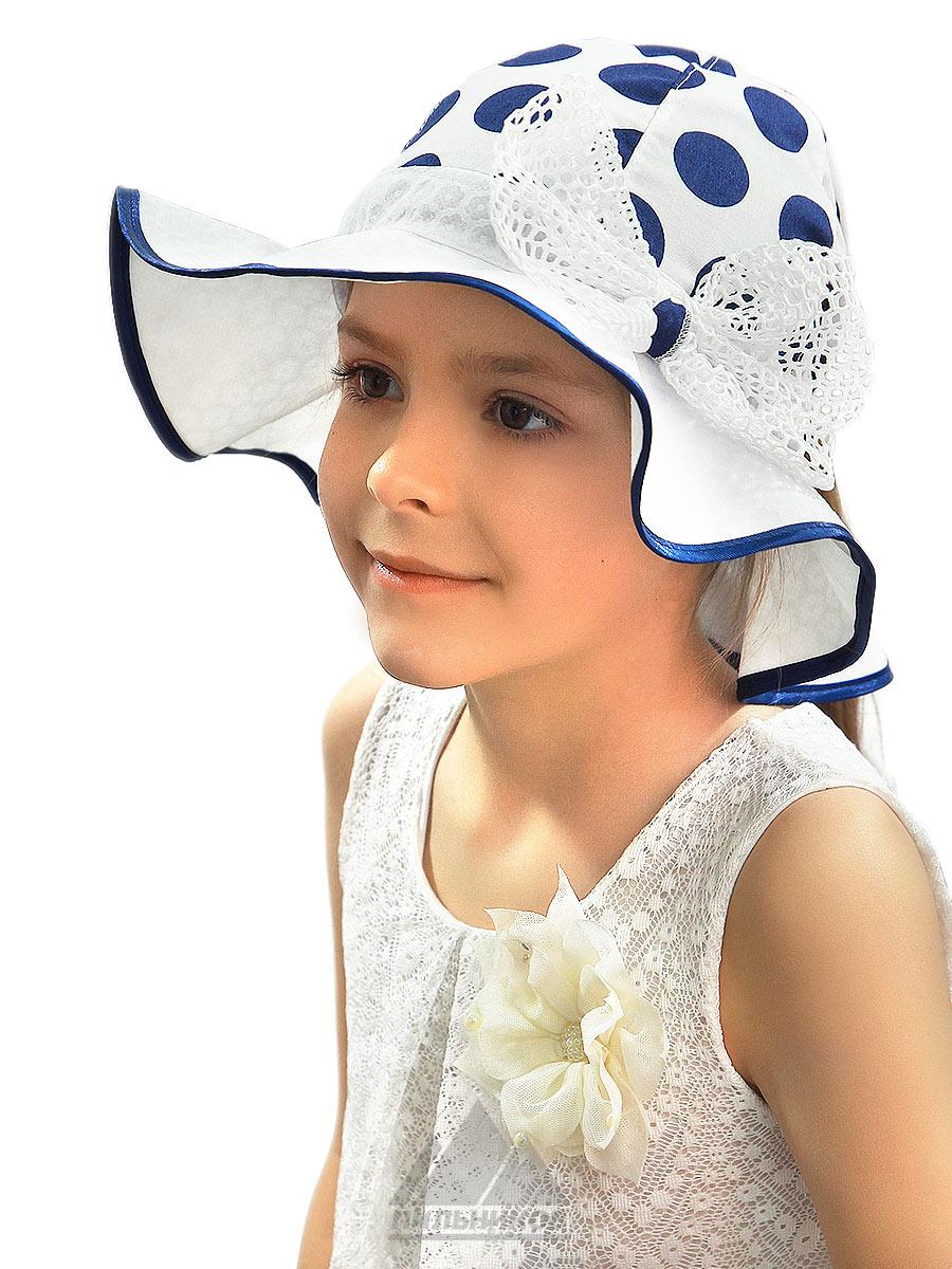 Детская шляпка Анита