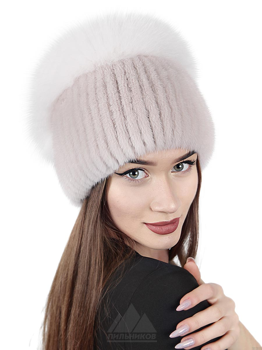 Вязаная-шапка Бекки