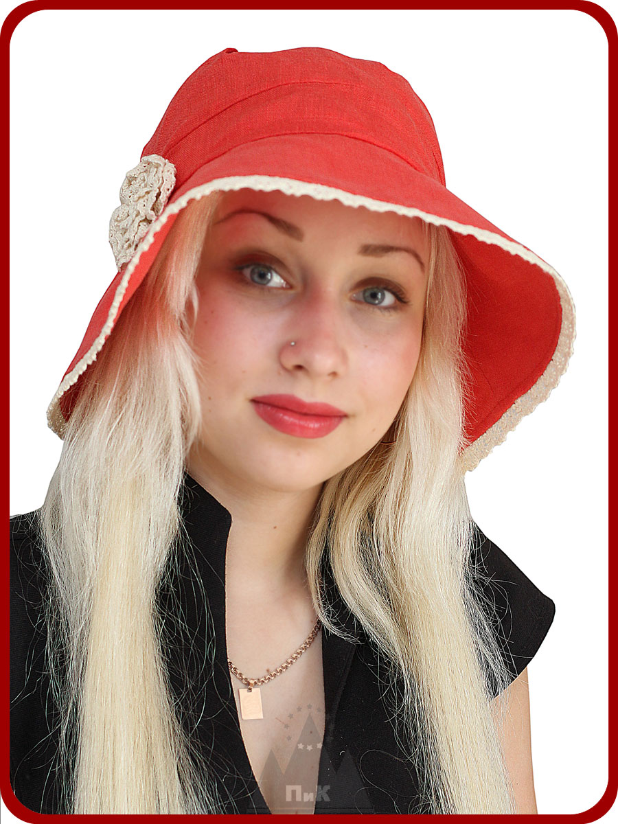 Шляпа Лепесток