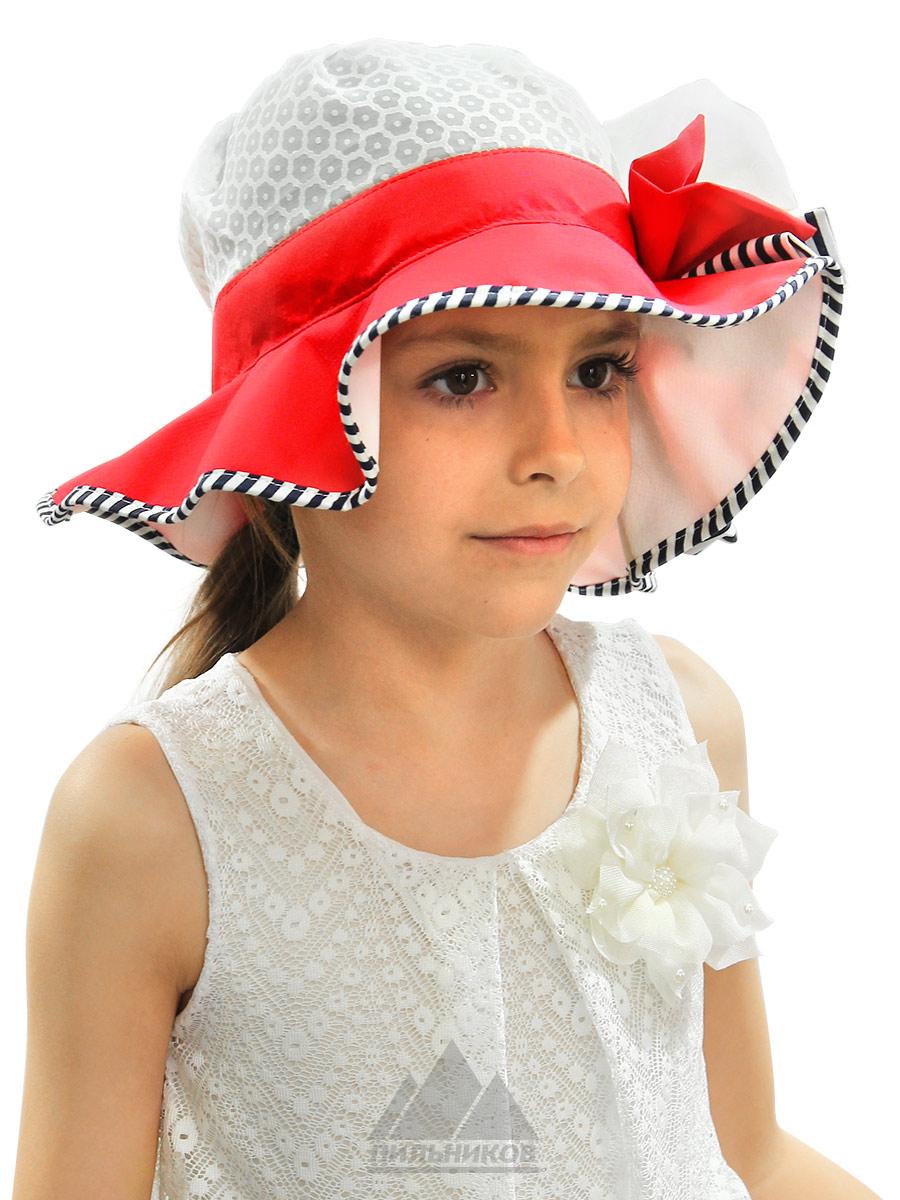 Детская шляпка Настя