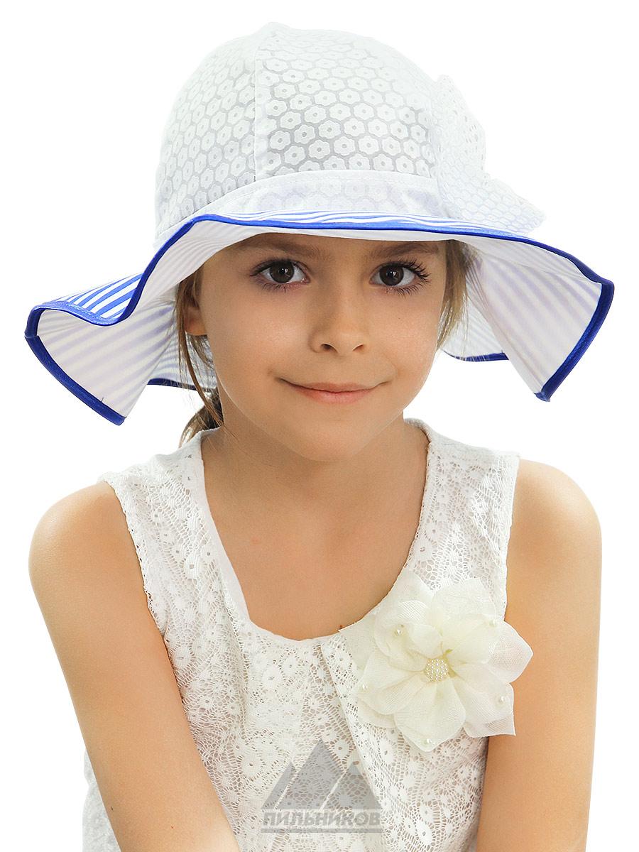Детская шляпка Аня