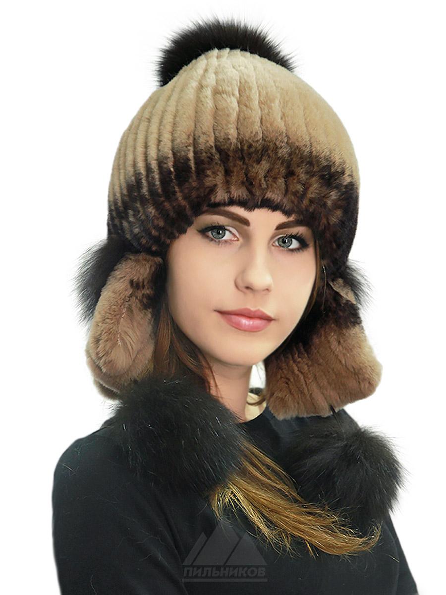 Шапка-снопик Елена