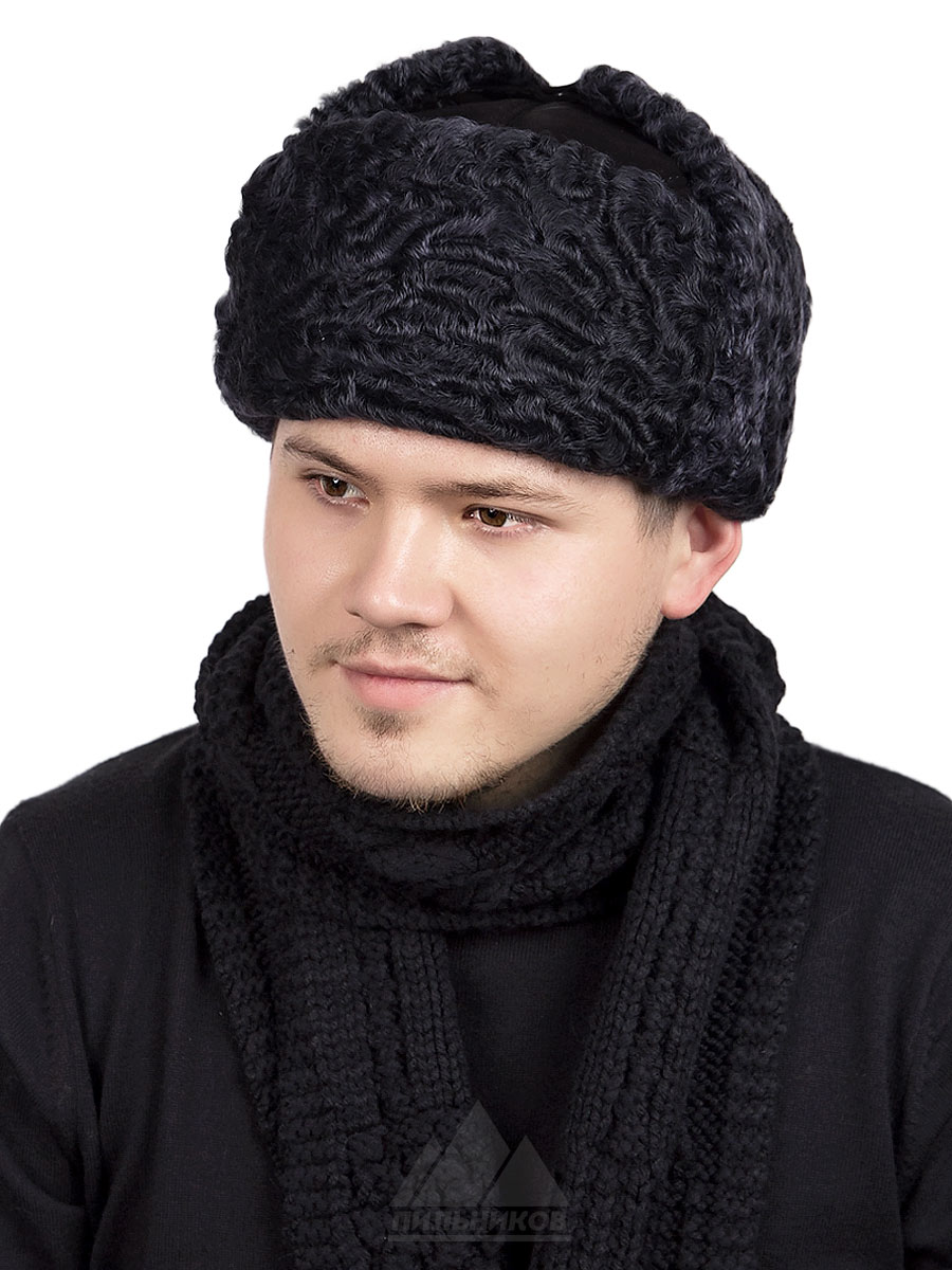Шапка-ушанка Динар