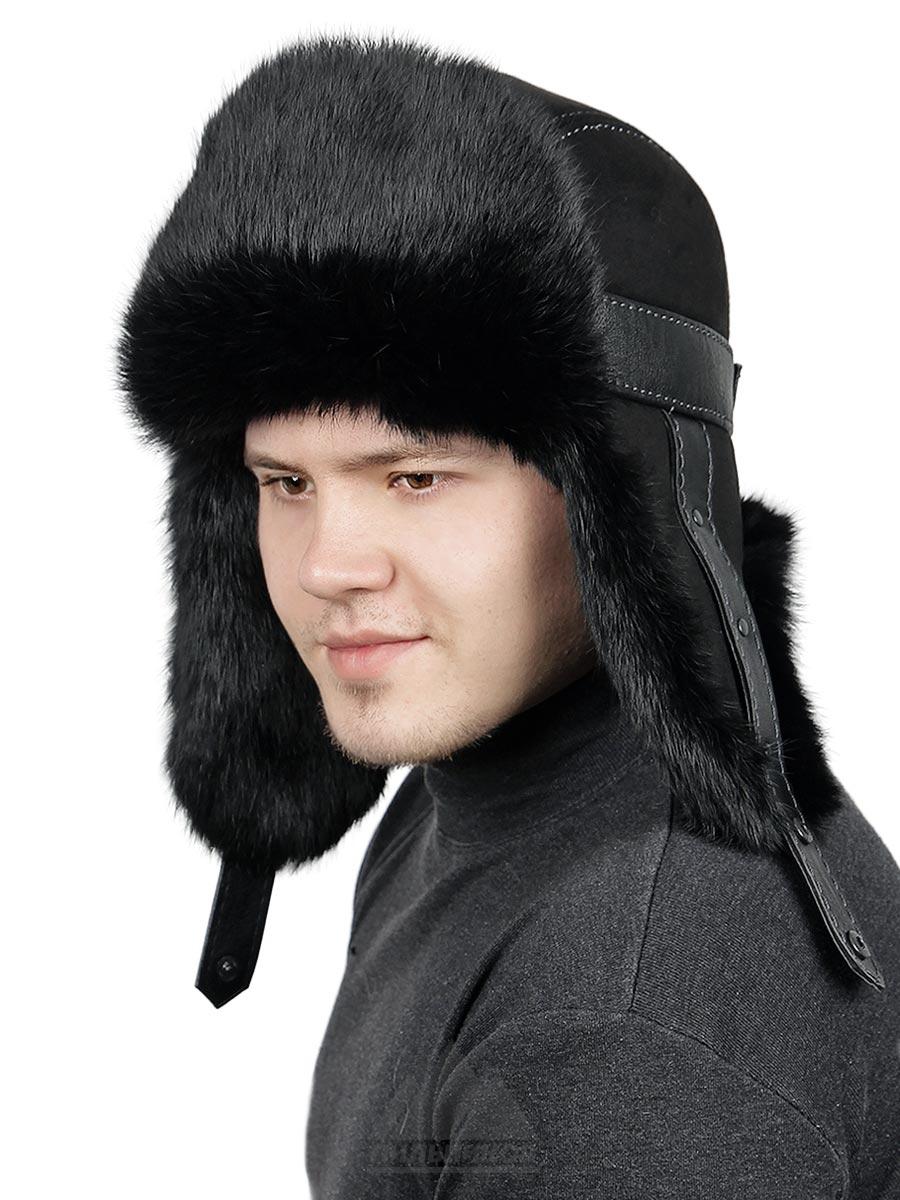 Шапка-ушанка Никанор
