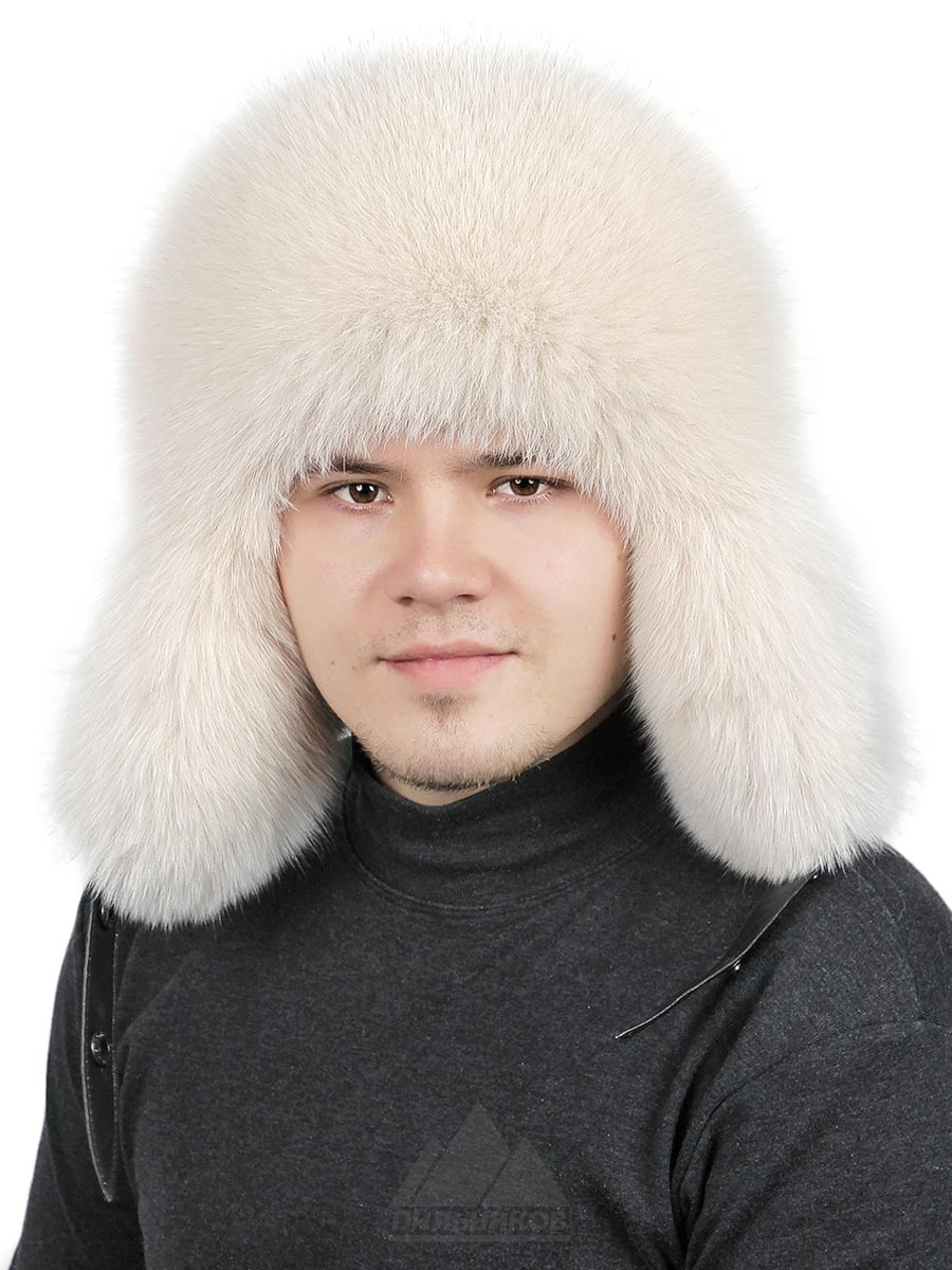Шапка-ушанка Ленар