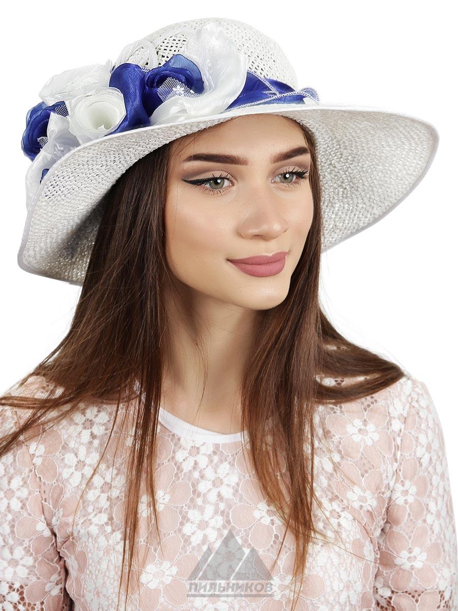 Шляпа Цветник