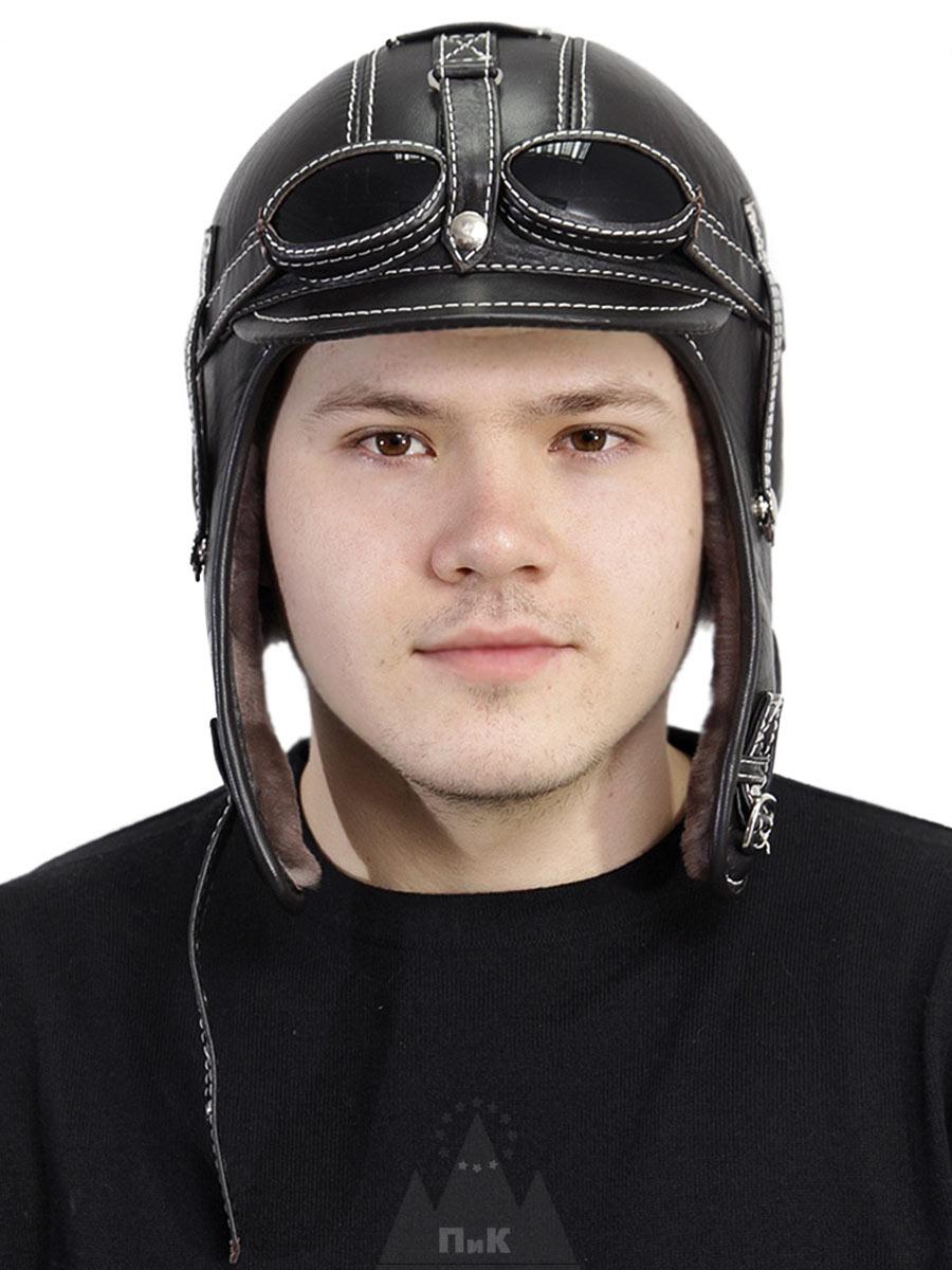 Пилотка с очками