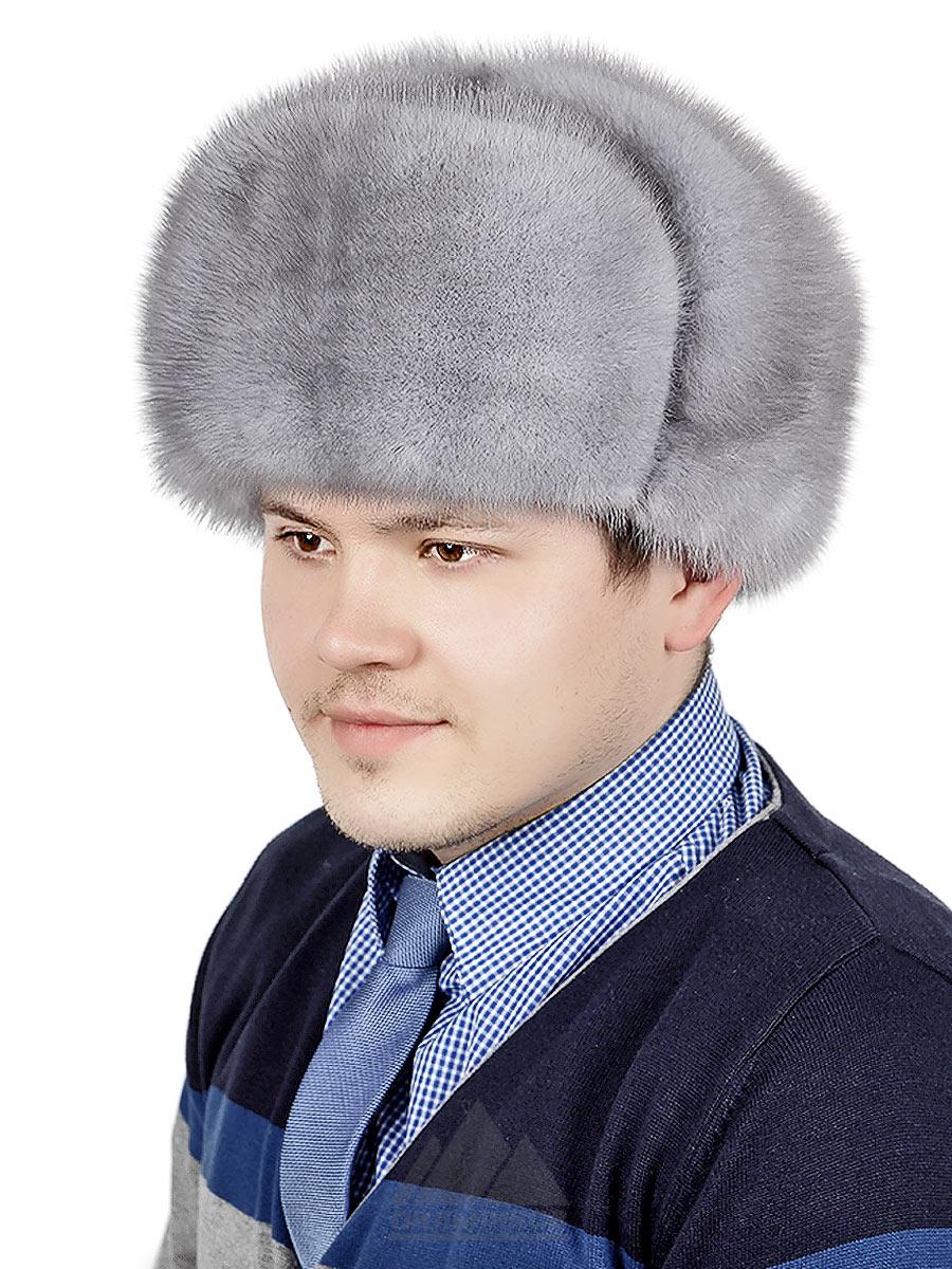 Шапка-ушанка Демид