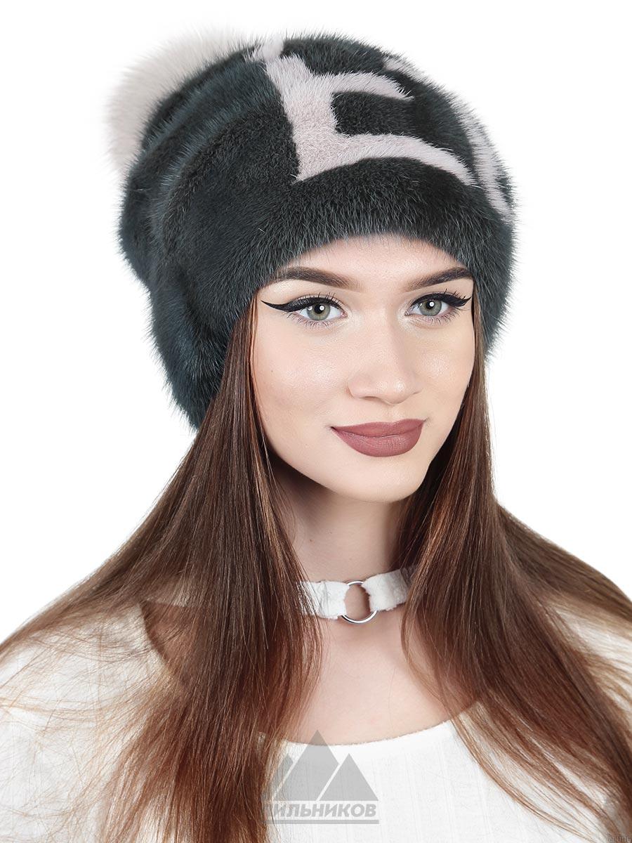 Норковая-шапка Лыжница