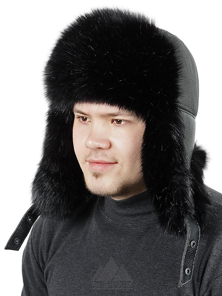 Шапка-ушанка Джеральд
