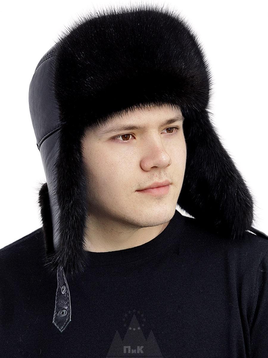 Шапка-ушанка Джереми