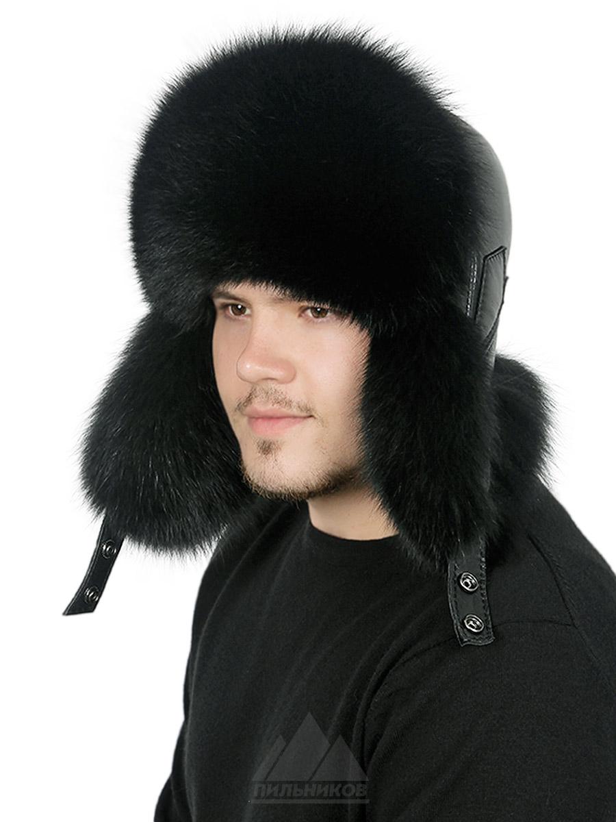 Шапка-ушанка Егор