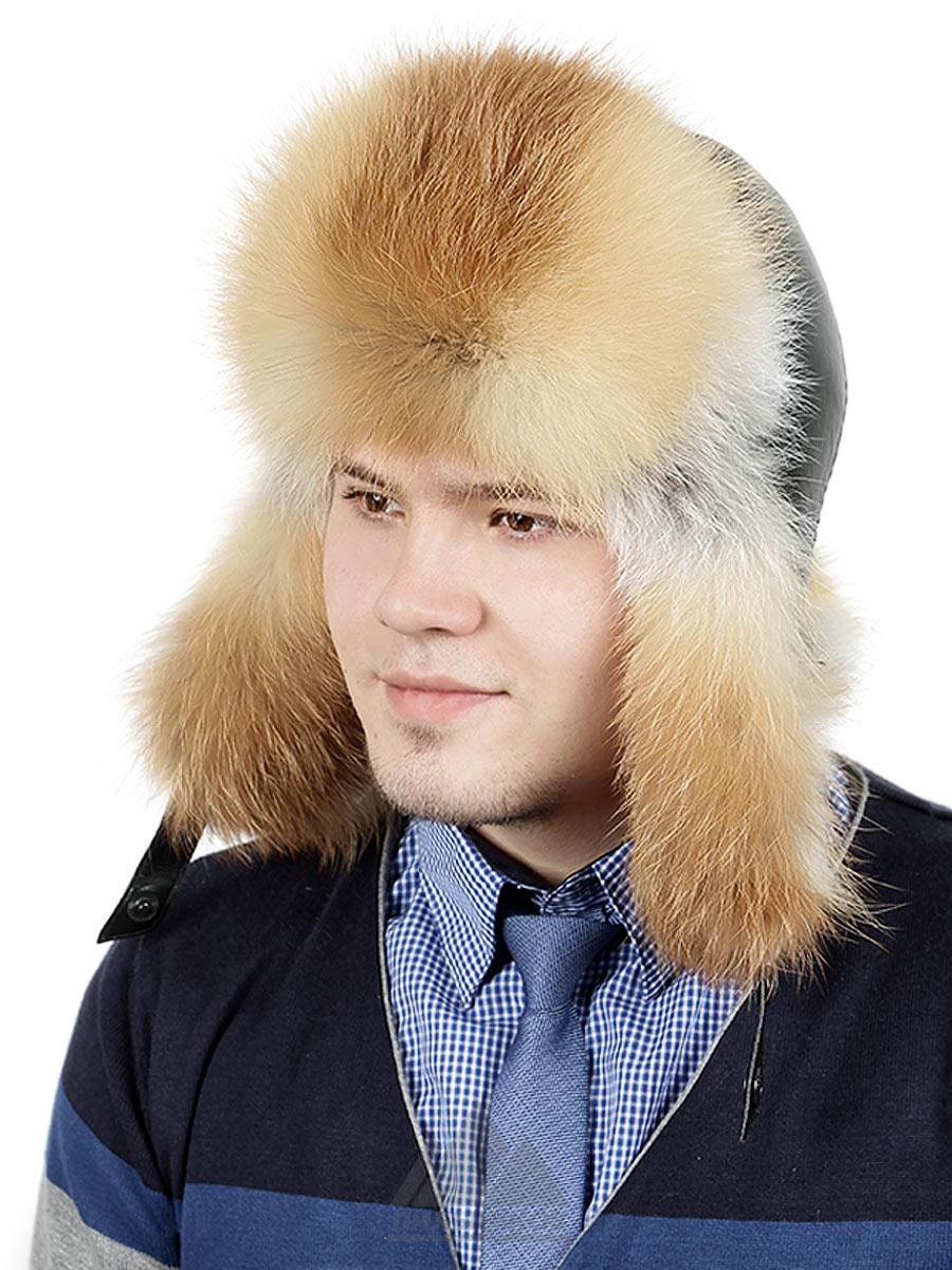 Шапка-ушанка Фредрик