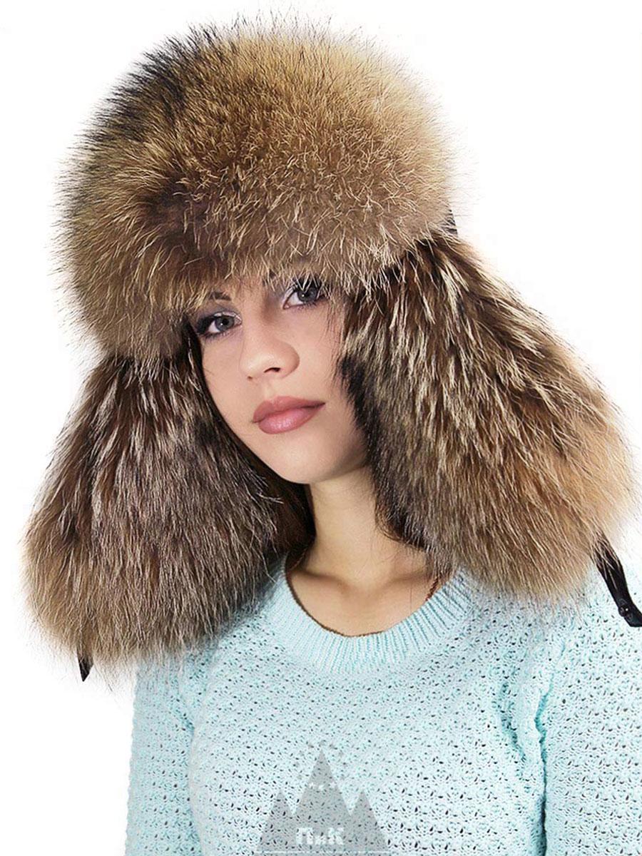 шапка ушанка из меха фото колоритный многогранный, уютный