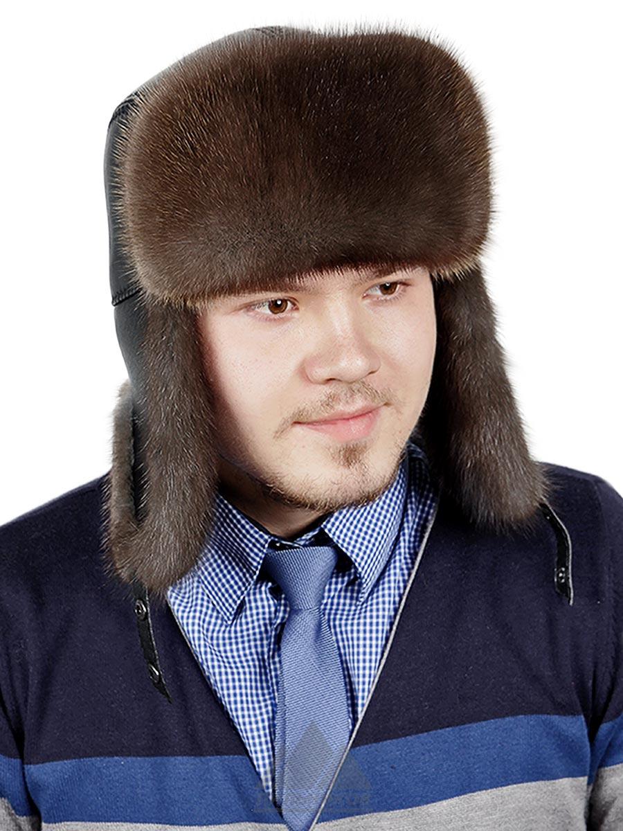 Ушанка Соболь