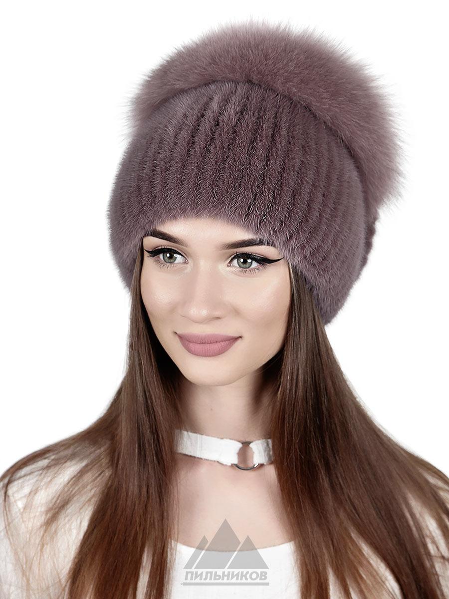 Вязаная-шапка Беатрис