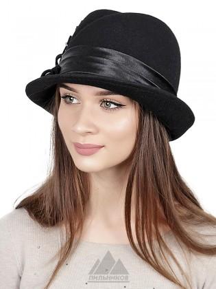 Шляпа Завиток