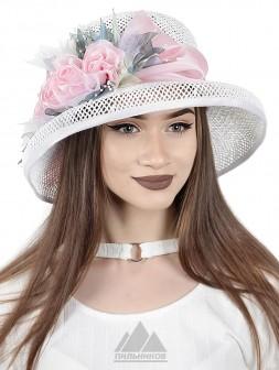 Шляпа Орхидея