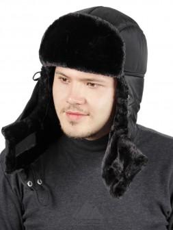 Шапка-ушанка Лыжник
