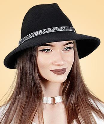 c15576204e31 Купить женские шляпы (1145 моделей) от 790 рублей в Интернет магазине