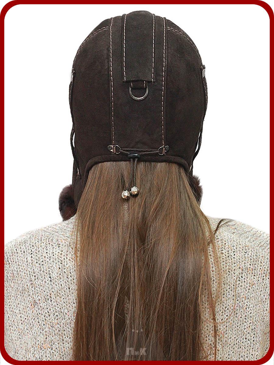Пыжиковая шапка 3