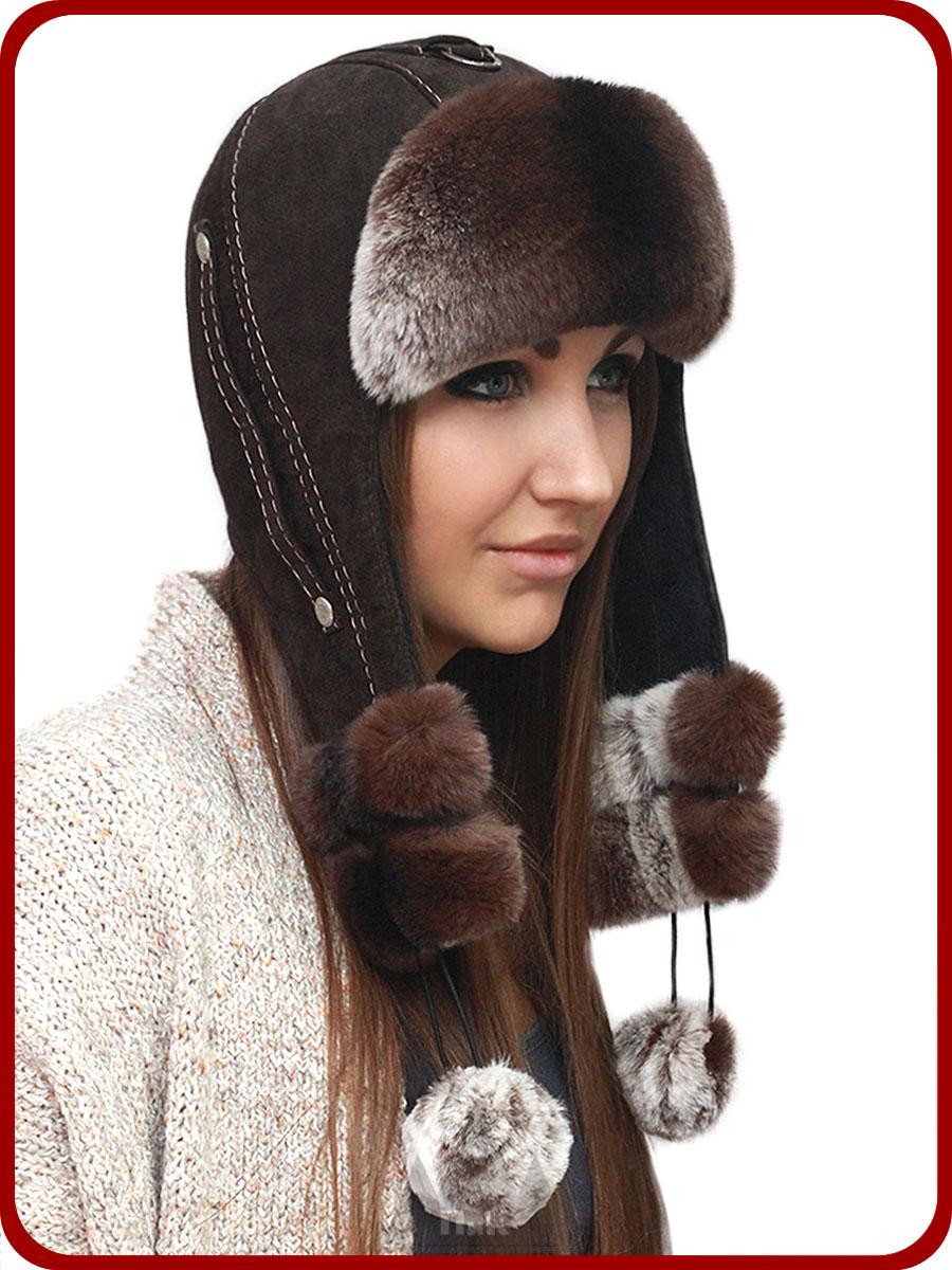 Пыжиковая шапка 2