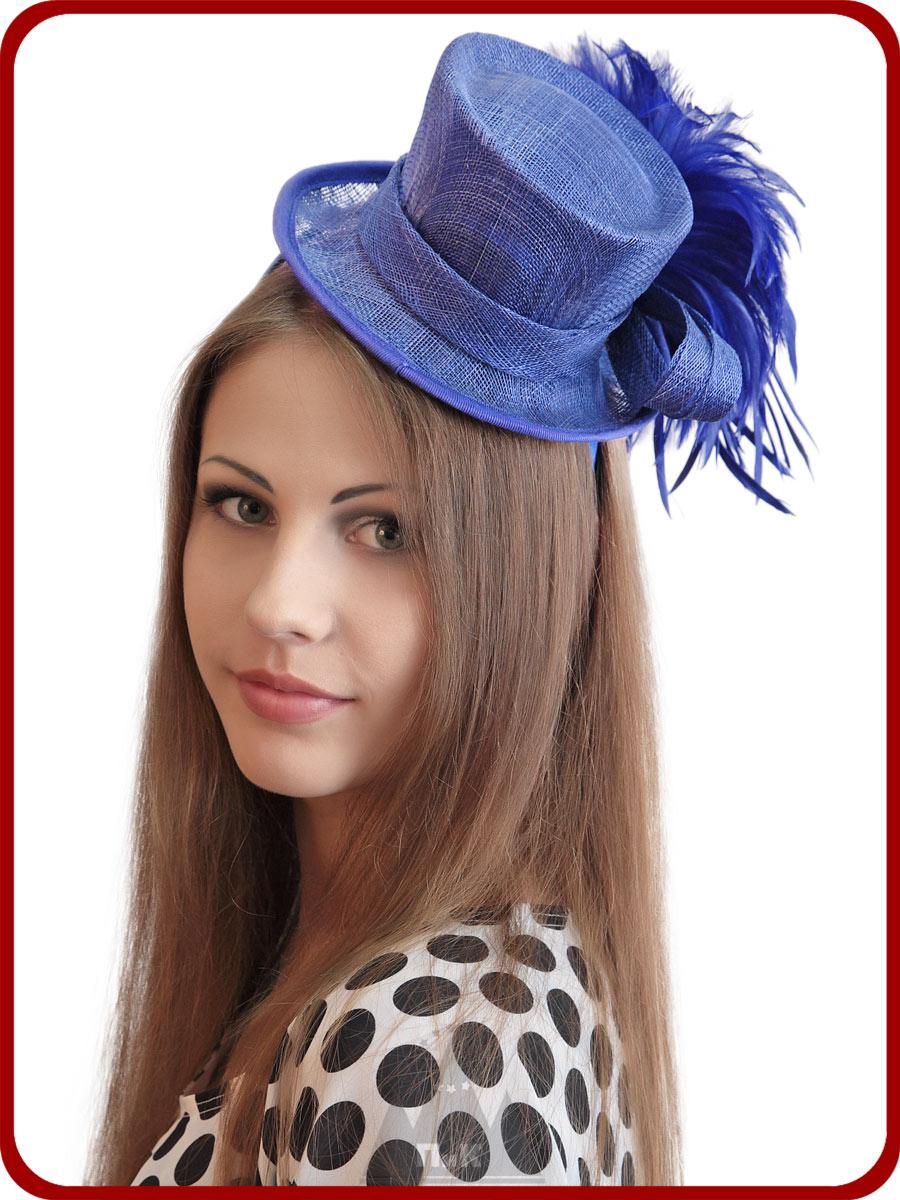 Как сделать шляпки на ободке своими руками