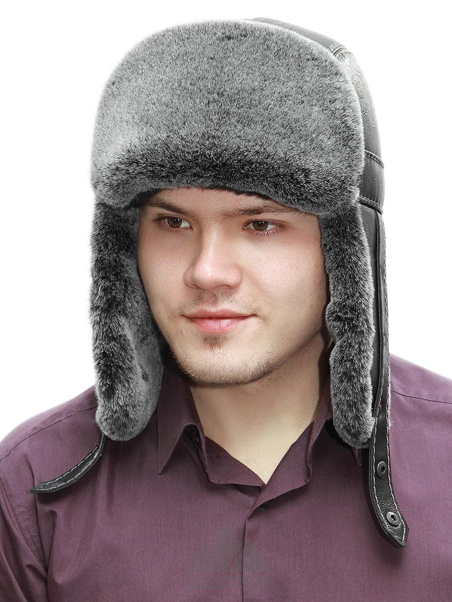 Шапка-ушанка Касьян