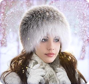 Шапка-снопик Алия